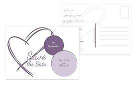 Save-the-Date Karten für Ihre Hochzeit individuell und ganz persönlich gestalten. Wählen Sie aus über 100 stilvollen Designvorlagen und werden Sie kreativ. Jetzt entdecken!