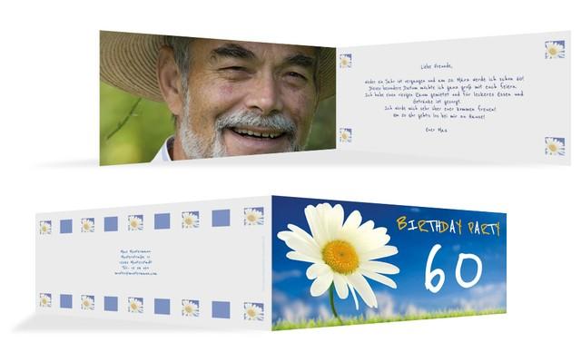 Einladung zum Geburtstag Lebensfreude Foto 60