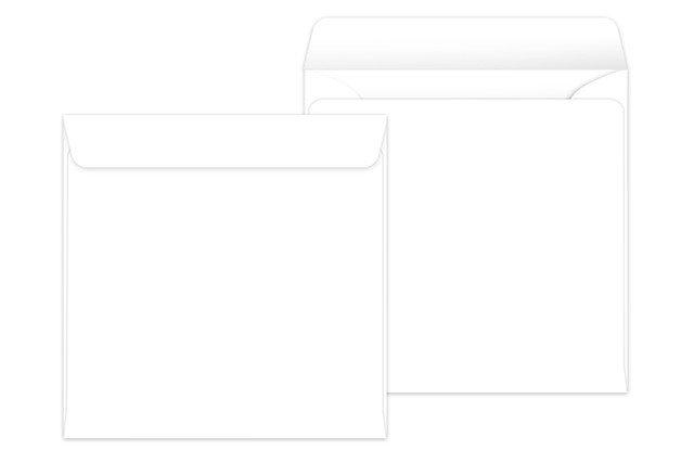 Umschlag Quadratisch